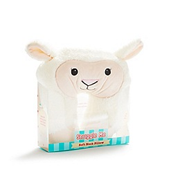 Aroma Home - Lamb 'Snuggle Me' neck pillow