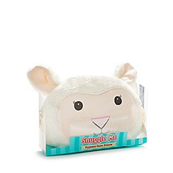 Aroma Home - Lamb 'Snuggle Me' pyjama case pillow