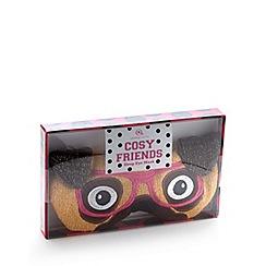 Aroma Home - Orange pug sleep eye mask