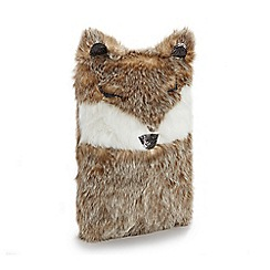 Aroma Home - Grey fox hot water bottle