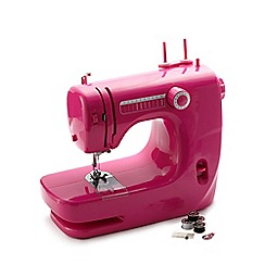 Debenhams - Pink sewing machine