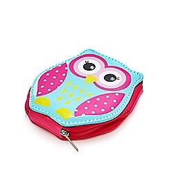 Rose & Butler - Blue owl case and manicure set
