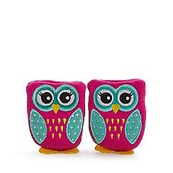 Rose & Butler - Owl hand warmers