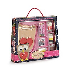 Rose & Butler - Make Your Own Owl Christmas kit
