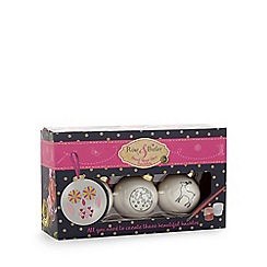 Rose & Butler - Paint Your Own Baubles Christmas kit