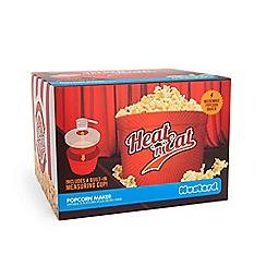 Mustard - Microwave popcorn maker