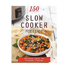 Parragon - 150 slow cooker recipes