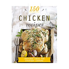 Parragon - 150 chicken recipes