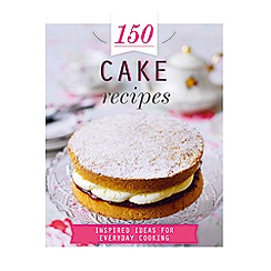 Parragon - 150 cake recipes