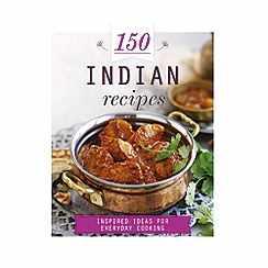 Parragon - 150 Indian recipes cookbook