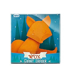 Debenhams - Giant fox erasers