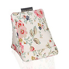 coz-e-reader - Cushion stand rose garden floral