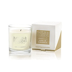 Baylis & Harding - Jojoba, Silk & Almond Oil Single Wick Candle