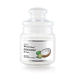Baylis & Harding - Beauticology Coconut & Lime Single Wick Candle Jar