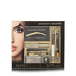 Academy of Colour - Perfect Brows set