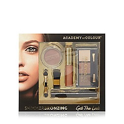 Academy of Colour - Bronzing kit