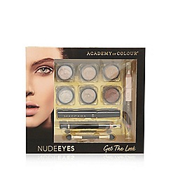 Academy of Colour - Nude eyes set