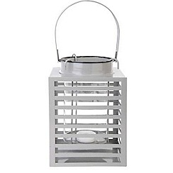 Wilson and Bloom - Grey Candle Lantern