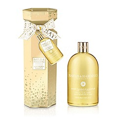 Baylis & Harding - Sweet Mandarin and Grapefruit Body Wash Cracker