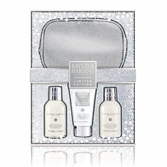Baylis & Harding - Jojoba, Silk and Almond Oil Cosmetic Bag Bathing Collection