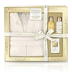 Baylis & Harding - Sweet Mandarin and Grapefruit Luxury Dressing Gown Set