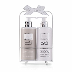 Baylis & Harding - La Maison Sea Salt and Wild Mint Hand Wash and Lotion Set