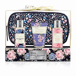 Baylis & Harding - Royale Bouquet Cosmetic Bag Bathing Collection