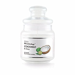 Baylis & Harding - Beauticology Coconut and Lime Single Wick Candle Jar