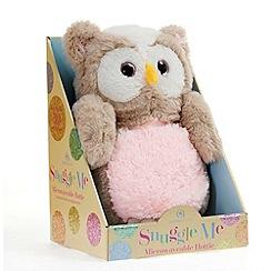 Snuggle Me - Owl hottie