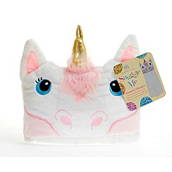 Debenhams - Unicorn hooded blanket
