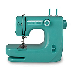 Rose & Butler - Sewing machine teal