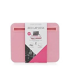 Kikkerland - Pink iBed lap desk