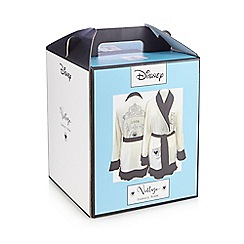 Disney - Cream 'Cinderella' dressing gown in a gift box