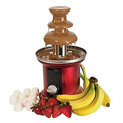Debenhams - Chocolate fountain