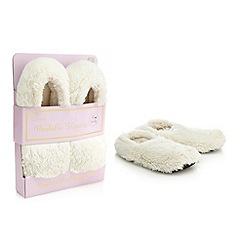 Oh So Lovely - Luxury heatable slippers
