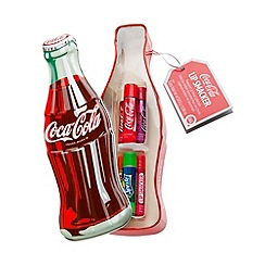 Lipsmackers - Coca-Cola Bottle 6 piece Lip Balm Collection