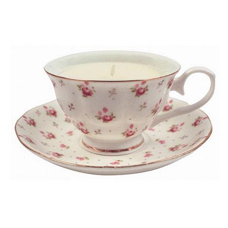 Debenhams - Vintage Tea Cup Candle