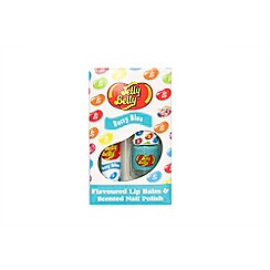 Jelly Belly - Berry Blue Duo - lip balm and Nail polish