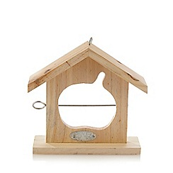 Wilson and Bloom - Wood bird feeder