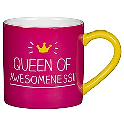 Happy Jackson - Queen of awesomeness mug