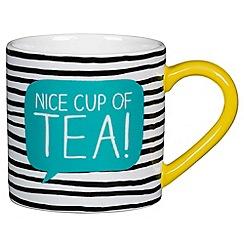 Happy Jackson - Nice cup of tea mug