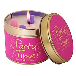 Lily Flame - Party Time Candle Tin