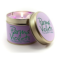 Lily Flame - Parma Violets Candle Tin