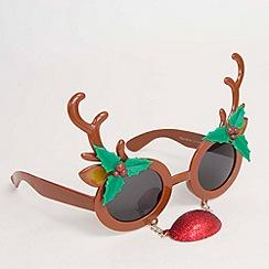 Debenhams - Reindeer glasses
