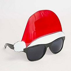 Debenhams - Santa glasses