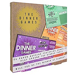 Debenhams - The dinner games
