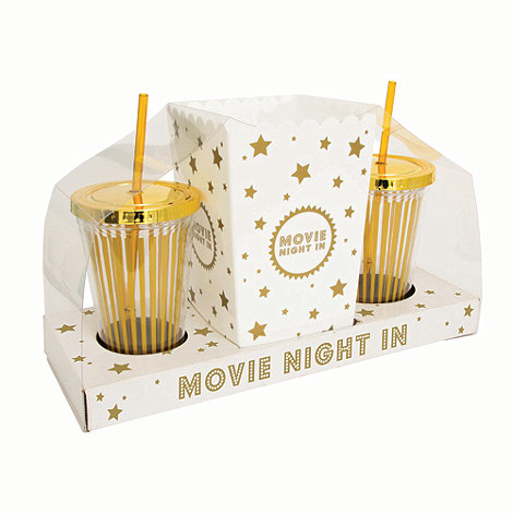 Debenhams - Movie night in