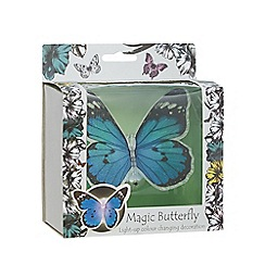 Debenhams - Magic butterfly light