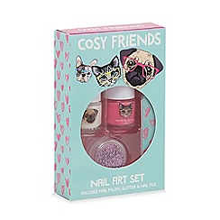 Debenhams - Nail art gift set