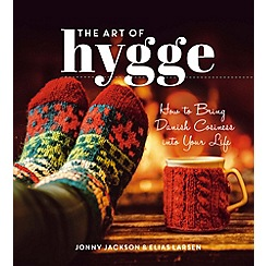 Debenhams - The art of hygge book